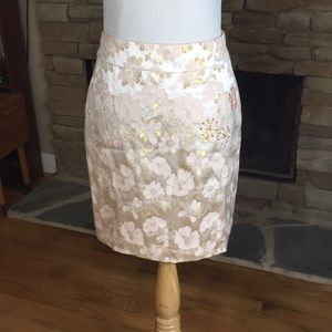 NWOT Banana Republic Pencil Skirt Size 4